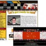 New to Nascar website