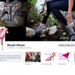 Shush Shoes Facebook Page