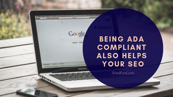 Graphic: Being ADA Compliant Also Helps Your SEO