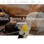 revival massage website