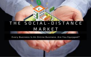 Social-Distance Market